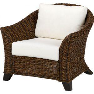 籐椅子ソファー