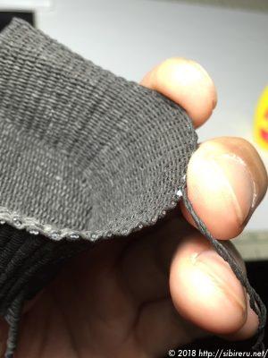 ミニチュア籐椅子縁の作り方