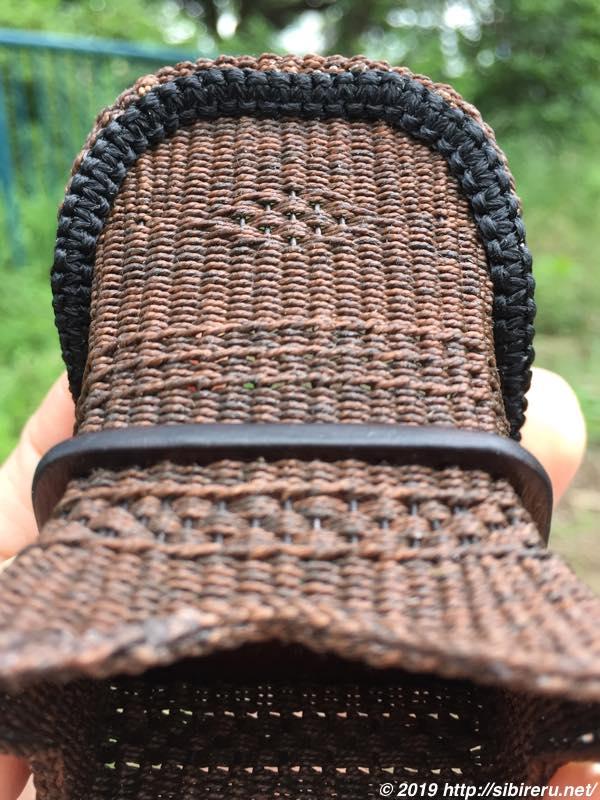ミニチュア籐椅子+まくらめ