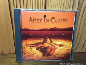 Alice In Chains「DIRT」